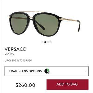 Versace sunglasses 🕶